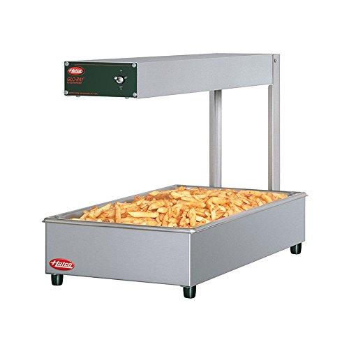 Hatco French Fry Station Glo-Ray 500 Watt Portable Food Warmer GRFF