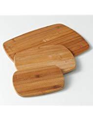 Food Network CookingGreen 3-pc Bamboo Cutting Board Set