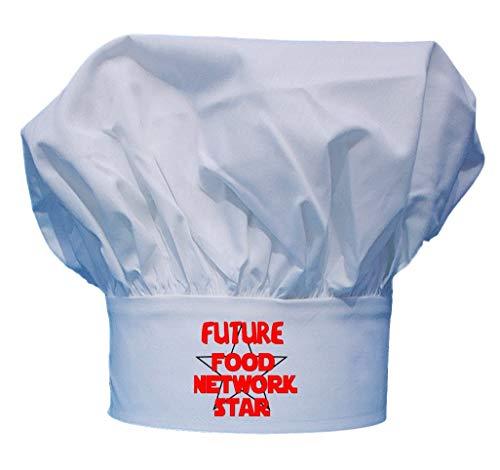 Future Food Network Star Childrens Chef Hat