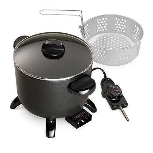 Presto 06006 Kitchen Kettle Multi-CookerSteamer Renewed