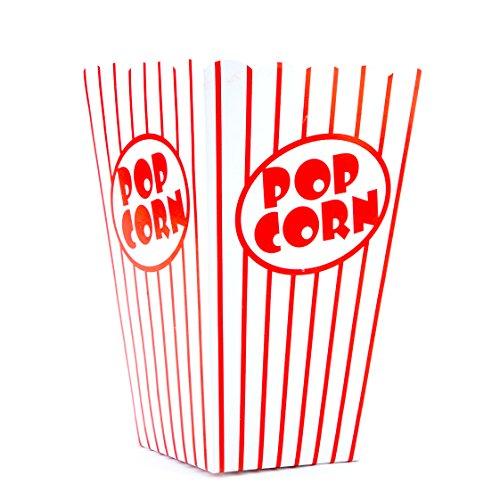 Bekith Open-Top Popcorn Box 100Case
