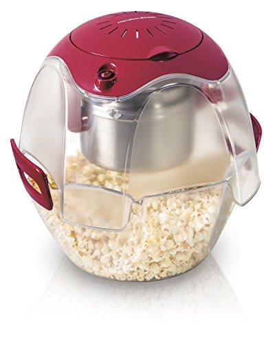 Hamilton Beach 73310 Party Popper Popcorn Maker Red
