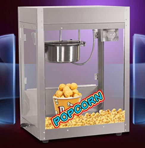 TX 1400w household automatic corn popper machine mini electric popcorn making machine snacks popcorn machine 110V60HZ stainless steel