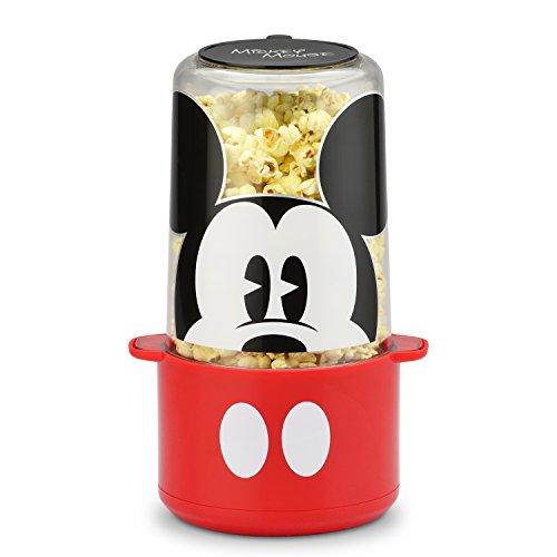 Disney DCM-60CN Mickey Mouse Popcorn Popper Red