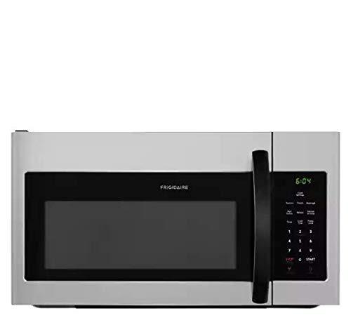 Frigidaire FFMV1645T 30 Inch Wide 16 Cu Ft 1000 Watt Over-the-Range Microwave Silver Mist