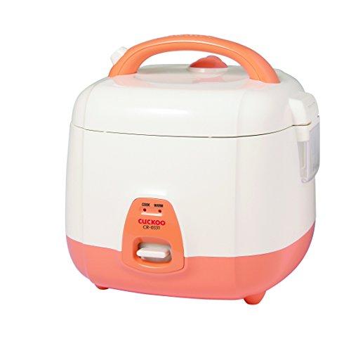 Cuckoo Electric Heating Rice Cooker  CR-0331 Orange