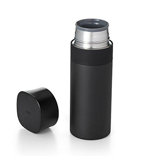 OXO Good Grips Thermal Travel Mug 12 oz Black