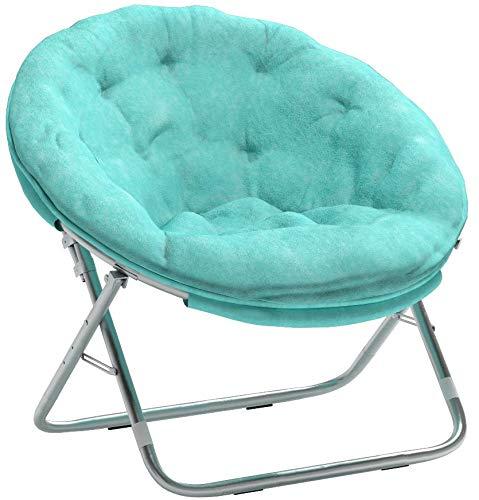 Mainstay Saucer chair Wind Aqua