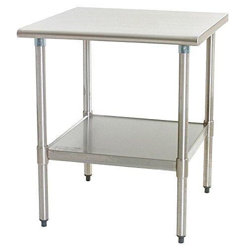 24 X 18 Work Table Stainless Steel Food Prep Worktable Restaurant Supply