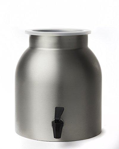 New Wave Enviro Stainless Steel Water Dispenser 22-Gallonsingle
