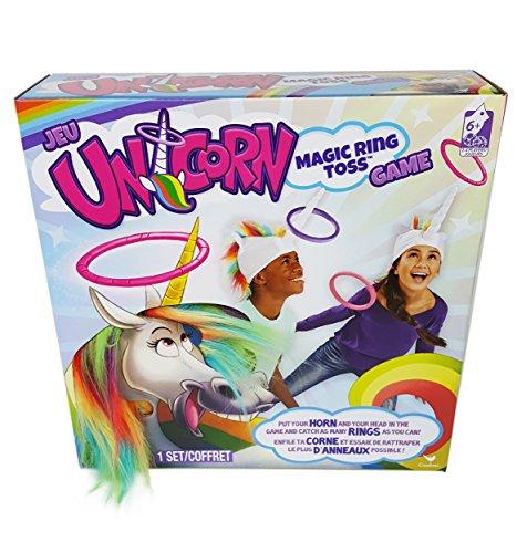 Magic Unicorn Ring Toss Game