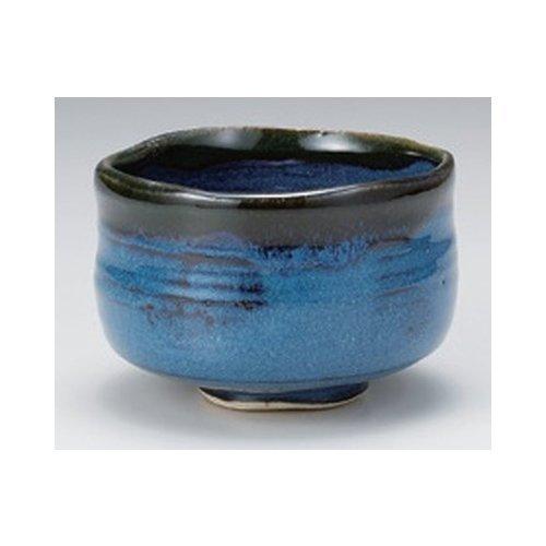 Matcha bowl Japanese tea cup for tea ceremony Mino Namako porcelain Chawan 47