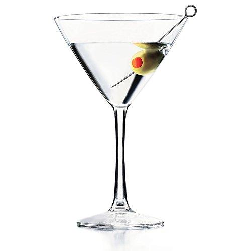 Libbey Vina 6-piece Martini Glass Set