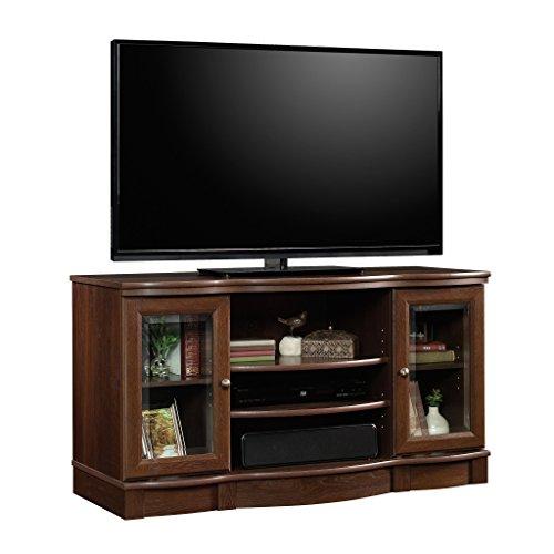 Sauder Regent Place TV Stand For TVs up to 50 Euro Oak finish