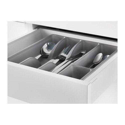 Ikea Flatware Silverware Cutlery Trays 2-pack 10 X 12 Drawer Insert Smacker