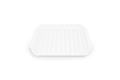 Fox Run 6574 Microwave Bacon RackCooker 8 x 975 x 05 inches White