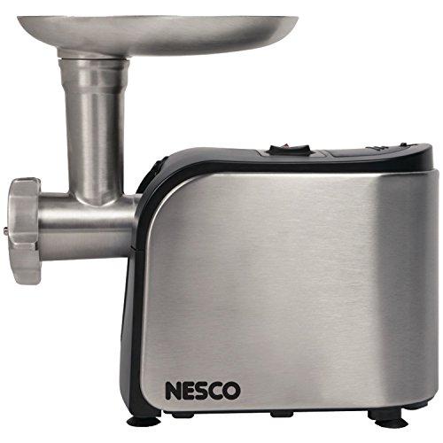 Nesco FG-180 Food Grinder with Stainless Steel Body 500-watt