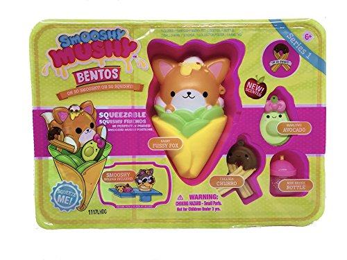 smooshy mushy bento box- sassy fussy fox