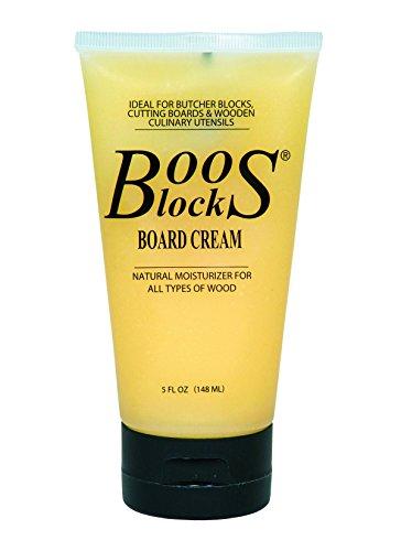John Boos Block BWCB Butcher Block Board Cream 5 Ounce