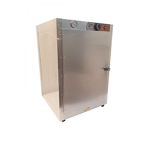 HeatMax Commercial 19x19x29 Hot Box Food Warmer Pizza Warmer Catering Hot Food Warmer PIzza Pastry Patty Warmer