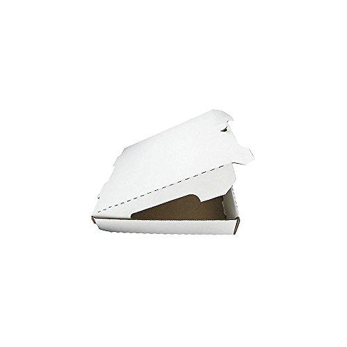 Honeymoon Paper PBOX110 Plain White 10 Pizza Box - 50  CS