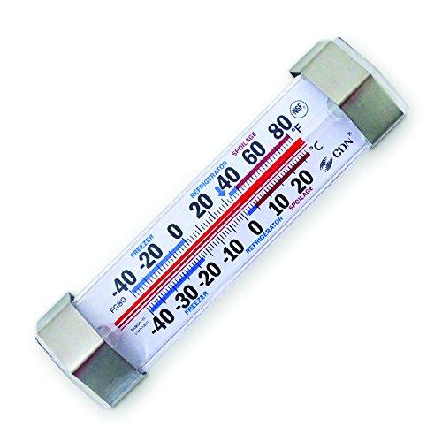 CDN FG80 RefrigeratorFreezer NSF Professional Thermometer