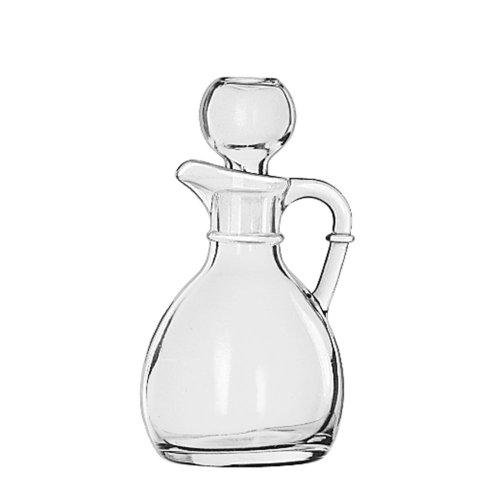 Libbey Glassware 75305 Cruet 6 oz Pack of 12