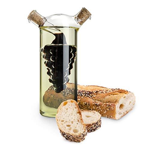 Twine 3366 Rustic Farmhouse Oil Vinegar Cruet 675 Multicolor