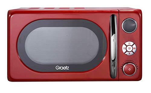 Graetz MW-453 Digital Microwave 20L - Red