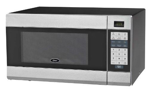 Oster OGZB1101 11 Cubic Feet Digital Microwave Oven Black
