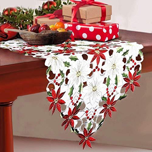 Lanpn Christmas Table Runner