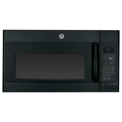 Ge Jvm7195dfbb 1.9 Cu. Ft. Black Over-the-range Microwave
