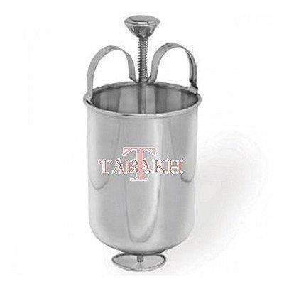 Tabakh Tmm-111 Medu Wada Vada Donut Maker Dispenser, Stainless Steel