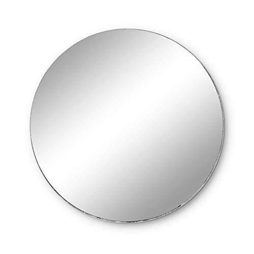 Round Mirror Wedding Table Centerpieces 10 Pieces 10 Inches