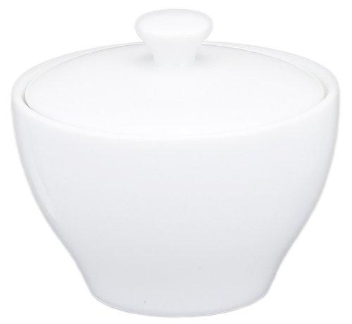 HIC Porcelain Coupe Sugar Bowl