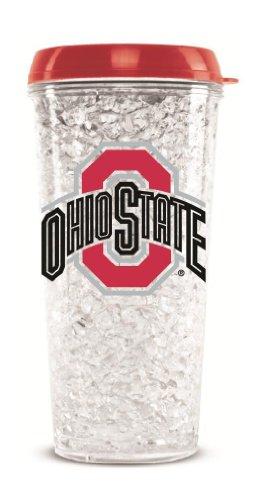 NCAA Ohio State Buckeyes Crystal Tumbler