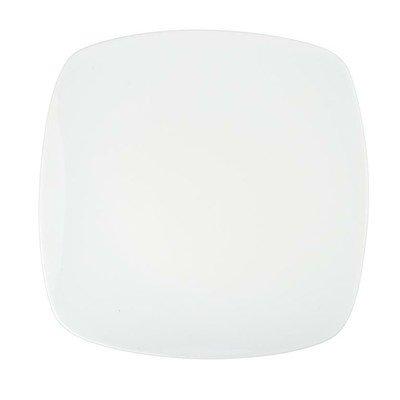 Bia Cordon Bleu Inc 904711 10 White Square Porcelain Dinner Plates 4 Count