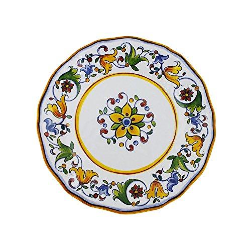 Le Cadeaux Capri - Melamine Salad Plate - Set of 4