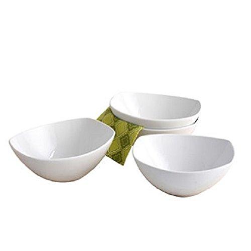 Members Mark Porcelain Serving Bowls Set of 4