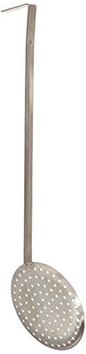 Winco SCS-5 Round Stainless Steel Skimmer 45-Inch