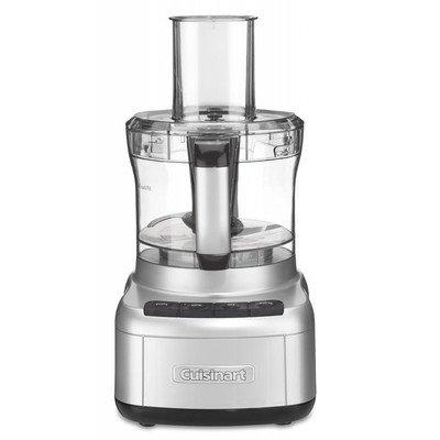 Cuisinart Fp-8sv Elemental 8-cup Food Processor, Silver