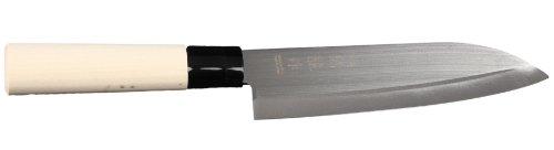 Japanese Kitchen Cooking Chef Sushi Santoku Knife Sr100