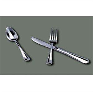 Winco Stanford 12-piece Demitasse Spoon Set, 18-8 Stainless Steel