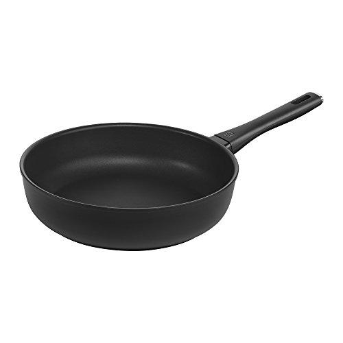 ZWILLING JA Henckels Zwilling ja henckels 66290-286 madura aluminum deep fry pan 11 black 5 Pound