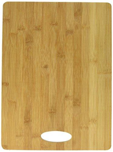 Zonnix Large Bamboo Cutting Board
