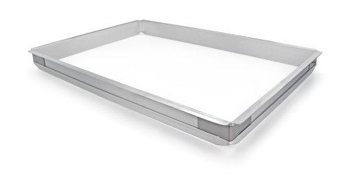 New Star 42573 Aluminum Sheet Bun Pan Extender, Full Size