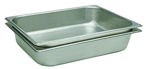 """Update International (njp-1004) 4"""" Full-size Anti-jam Steam Table Pan"""