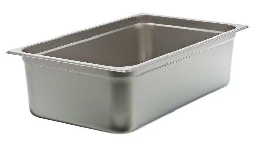 """Update International (njp-1006) 6"""" Full-size Anti-jam Steam Table Pan"""