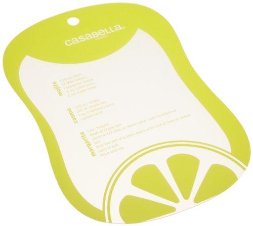 Casabella Silicone Bar Cutting Board Set of 2