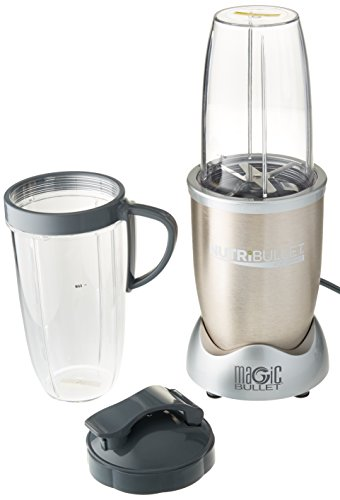 NutriBullet PRO BlenderMixer 9-piece Set Certified Refurbished